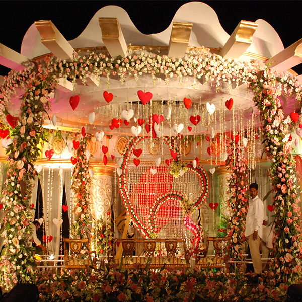 Wedding Decorations in Hyderabad
