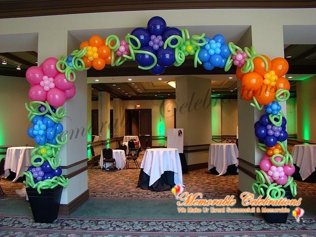 Birthday party decorations kids birthday party for Balloon decoration in hyderabad