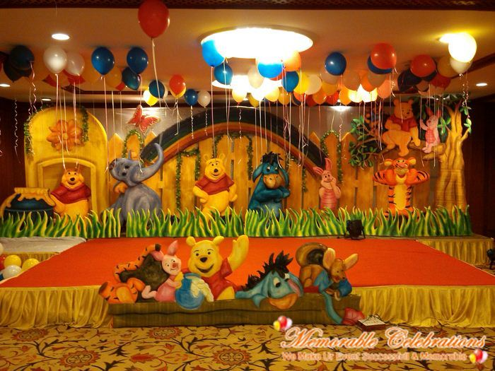 Birthday Party Decorations Kids Birthday Party Organisers