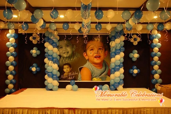 Birthday Party Decorations & Decorators (4)