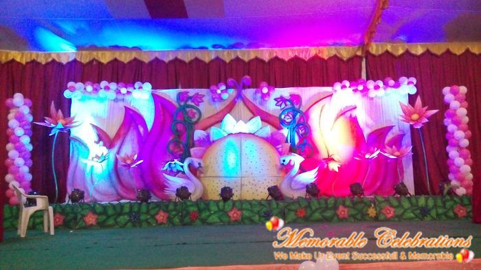 89 kids birthday party stage decorations request for for 1st birthday stage decoration