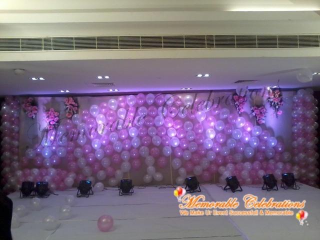 Birthday Party Decorations Decorators