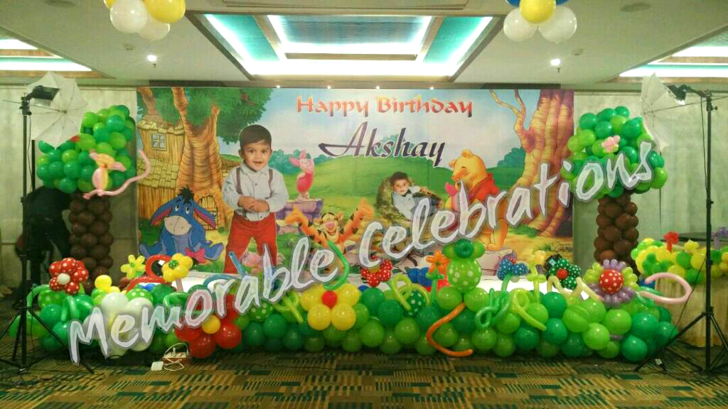 Birthday Party Event Planners  Kids Birthday Party Organisers ...